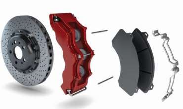 Brake pads replacement cost in South Africa