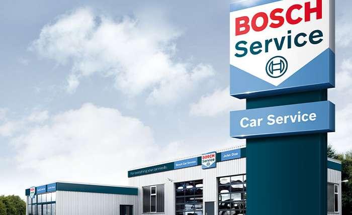 Bosch Car Service Center Booking in Britz, North West